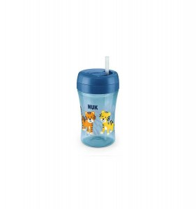 nuk-easy-learning-fun-cup-300ml-silikon-pipetli-mavi-babys-cup-nuk-398098-10-B